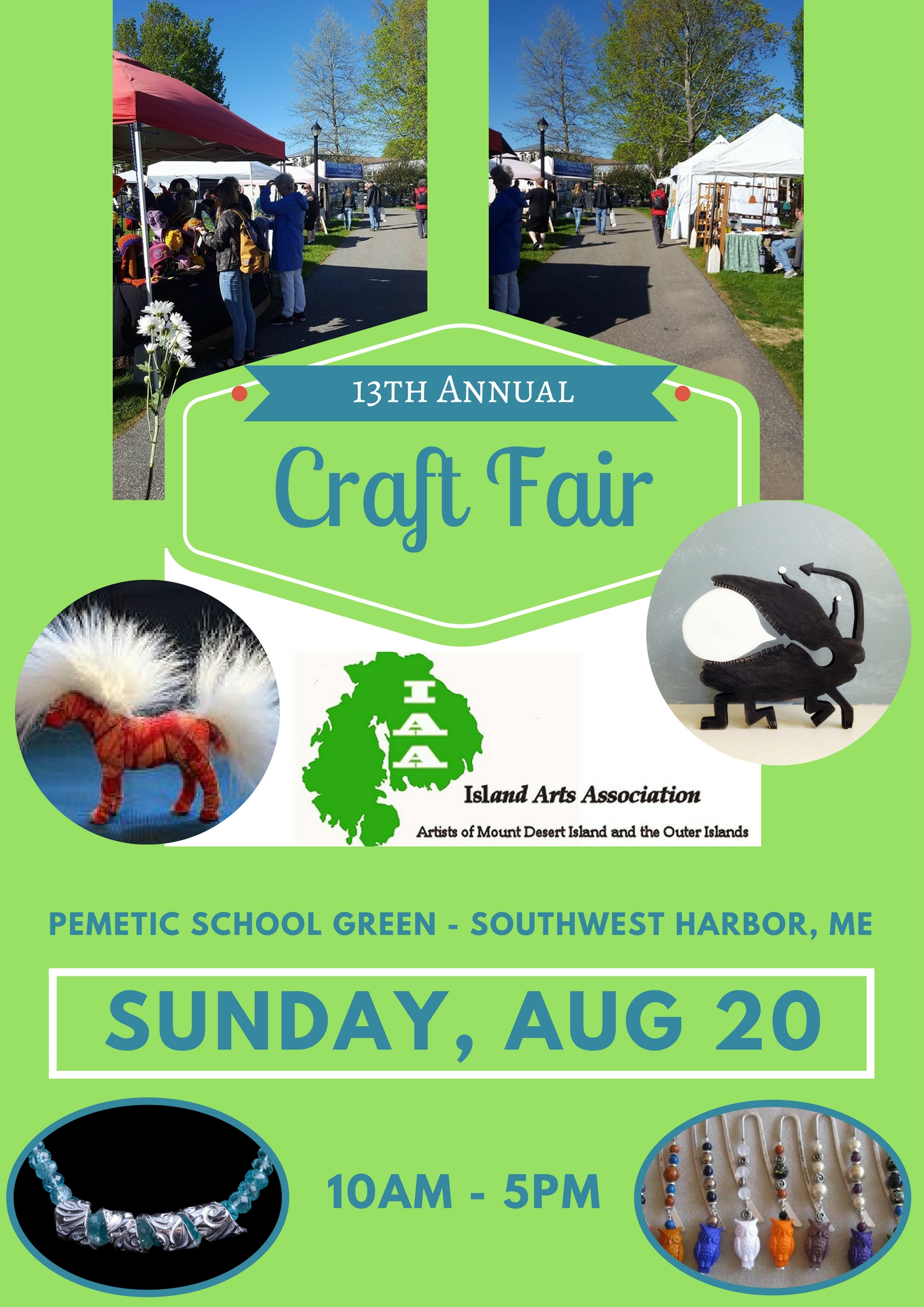 Craft Shows In Maine